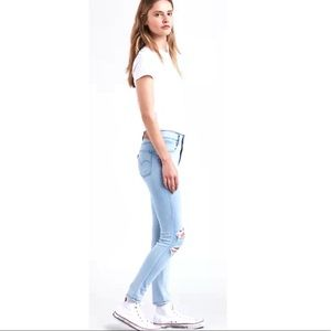 Levi's High Rise Skinny- NEW WITH TAGS
